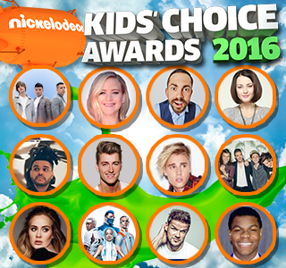 Kids' ChoiceAwards 2016
